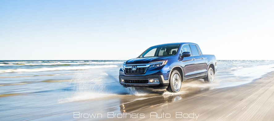 Brown-Brothers-Auto-Body-Honda-Ridgeline