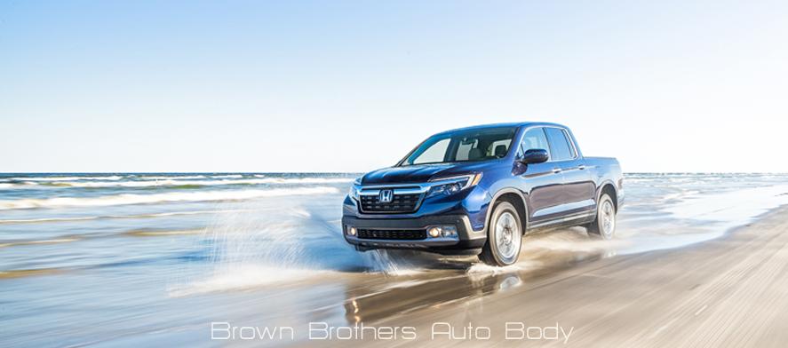 Brown-Brothers-Auto-Body-Honda-Ridgeline